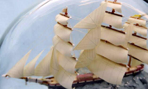 Fjärilens skepp