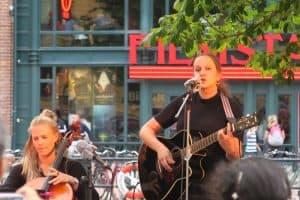 Bandet Elin & Skarvarna