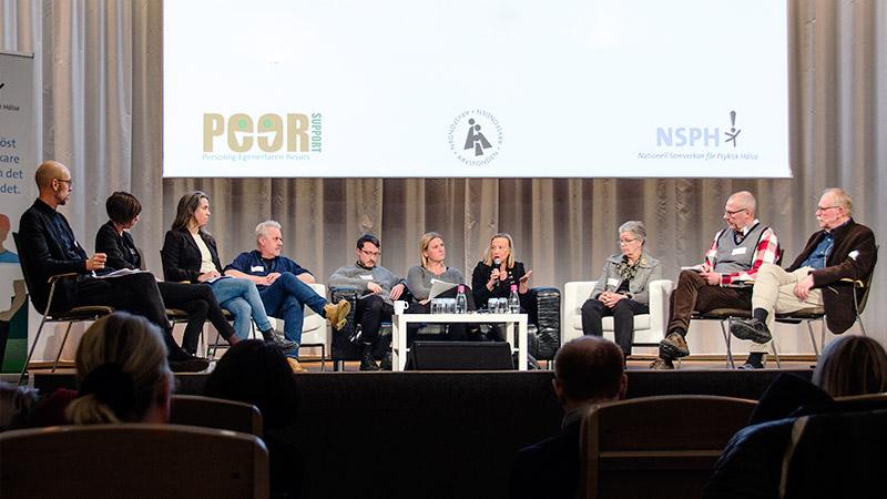 Framtidskonferensen om Peer Support 28/1 2019