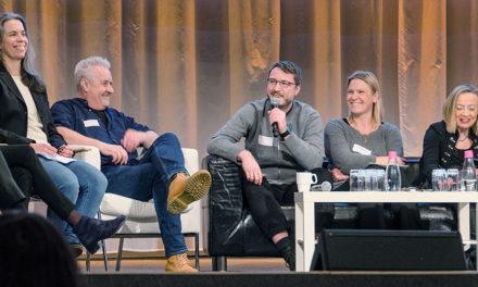 Framtidskonferensen: Peer support är här för att stanna