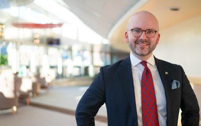 Charlie Weimers, Kandidat #3 Sverigedemokraterna