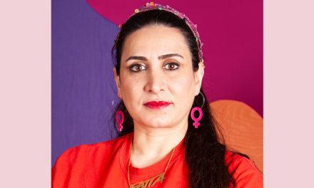 Toktam Jahangiry, Kandidat #4 Feministiskt Initiativ