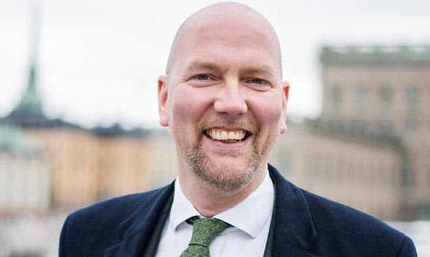 Gustav Hemming, Kandidat #4 Centerpartiet