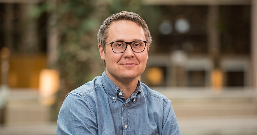Johan Danielsson, Kandidat #2 Socialdemokraterna
