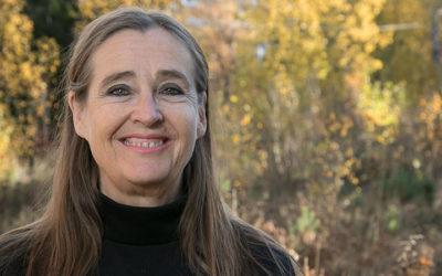 Bodil Valero, Kandidat #4 Miljöpartiet