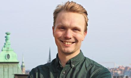 Anders Rehnberg, Kandidat #5 Liberalerna