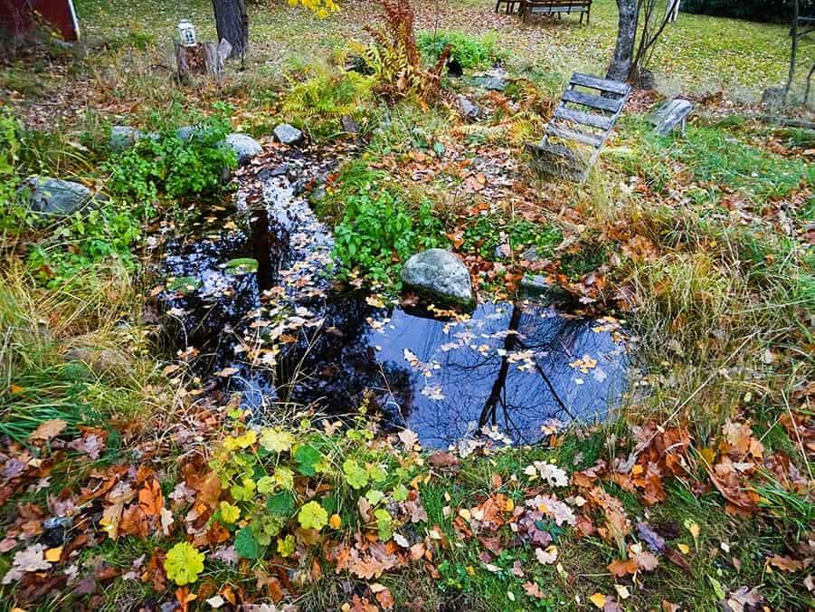 Livgivande vatten, viktigt för välbefinnandet.