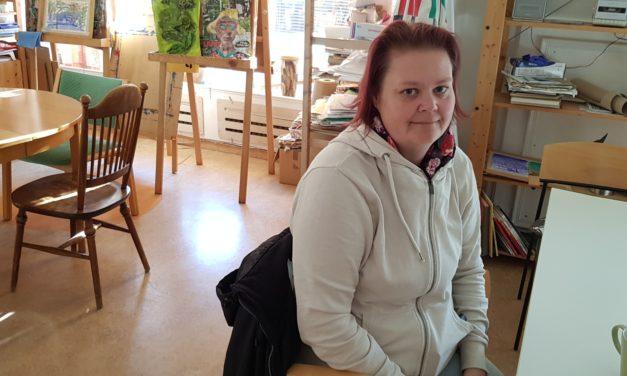 Eleonor drömmer om en utbildad assistanshund
