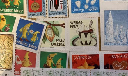 Köp frimärken före nyår!