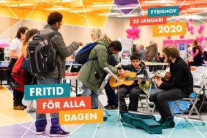 Fritid för alla-dagen 2020 @ Fyrishov, hall E & F, Uppsala