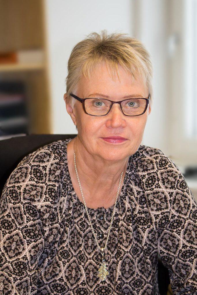 Ann-Kristin Sandberg, ordförande i Riksförbundet Attention, Foto: Riksförbundet Attention