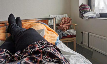 Depression igen <br/> Johanna rapporterar inifrån en psykiatrisk avdelning