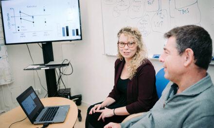 Klinisk studie om ny behandling av PTSD