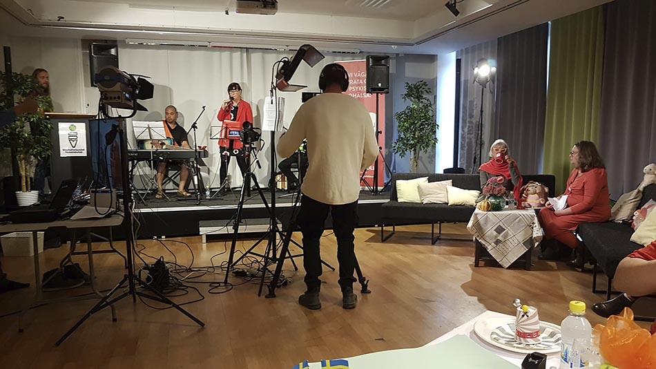 Den digitala galenfestivalen i Uppsala </br> bjöd på spännande överraskningar