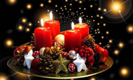 Fjärde advent <br/> då ängeln Gabriel besökte Maria,